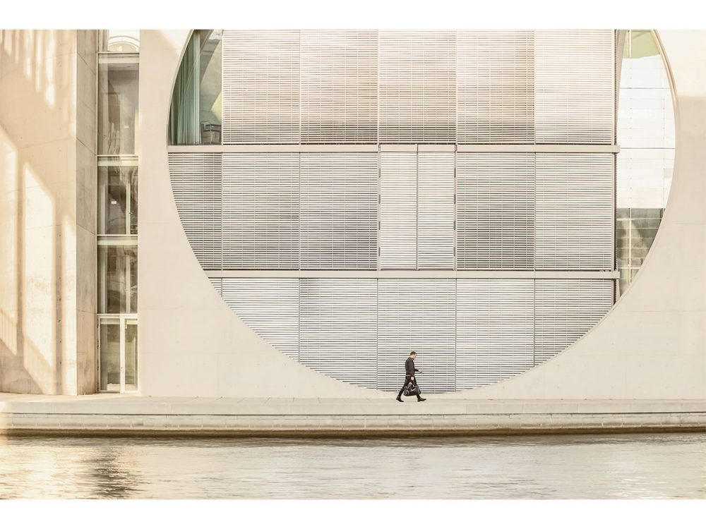das Berliner Regierungsviertel in Bildern